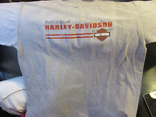 Grey HARLEY DAVIDSON Knoxville Tennessee T Shirt XL