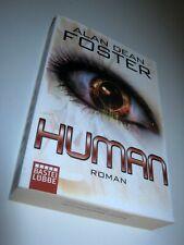 Human von Alan Dean Foster (SF Taschenbuch Luebbe 20714)  *** TOP Zustand ***