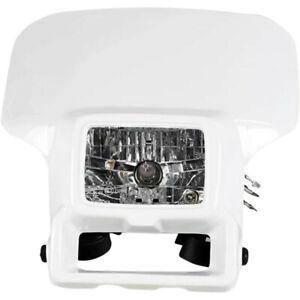 UFO White Halogen Headlight HO03615-041 Honda XR 400 R 1996-2004