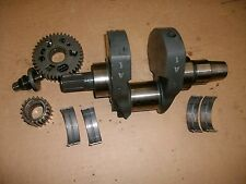 00 01 2001 HONDA RC51 RVT1000 SP1 OEM CRANKSHAFT & BEARINGS