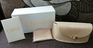 CHLOE Designer Sunglasses Case - Boxed