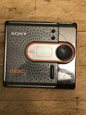 Sony Mz-Dn430 Minidisc Walkman Net Md