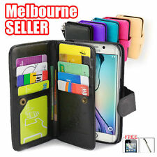 Synthetic Leather Mobile Phone Flip Cases for Apple