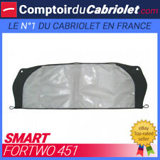 Filet anti-remous saute-vent, Windschott, Smart ForTwo cabriolet - TUV