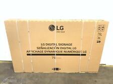 "LG 75UH5E-B UH5E Series - 75"" 4K UHD (2160p) LED Display - webOS, w/ Speakers"