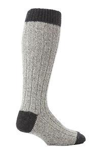 Workforce - Mens Long Knee High Thick Warm Wool Rich Work Boot Socks 1 Pair