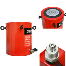 Height Hydraulic Cylinder 200 Ton Capacity Retracts Automatically