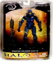 Spartan Soldier Mark VI Halo 3 Action Figure by McFarlane NIB Series 1 XBOX 360