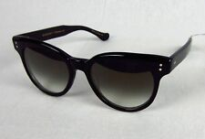 c6403e585c7d Dita Sunspot Oversized Round Sunglasses Black Frame Gray Gradient  22028-A-BLK-53