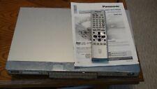 Panasonic Dmr-Hsc, Dvd/Hdd Video Recorder