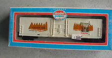 Vintage HO Scale Model Power Olympia Beer Reefer Car in Box 9057 #2