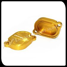 MAD MOTO 2013-2015 Honda Grom MSX125 Tappet Covers Gold Cylinder Valve Covers
