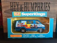 1x Matchbox Super Kings to select K-80A2.Version Set mint OVP good Condition1980