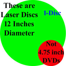 Digital Video Laserdisc 1-Disc-Movie CHOOSE AND ADD TO CART FOR VOLUME DISCOUNTS