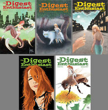 Lot of 5 The Digest Enthusiast—You Choose