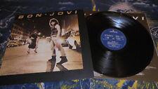 Bon Jovi – Bon Jovi 1984 MERCURY Holland LP vinyl