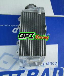 Aluminum radiator for yamaha yz85 yz 85 2002-2011 2008 2007 2006 05 04 03 02
