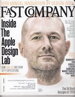 FAST COMPANY Magazine Oct. 2013 , Inside the Apple Design Lab   /t3