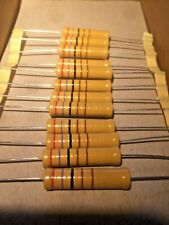 NOS Draloric resistor LCA0933 2.7K 10 PCS
