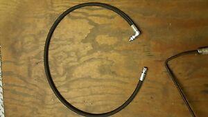 ford ka pressure power steering pipe hose 96-2008