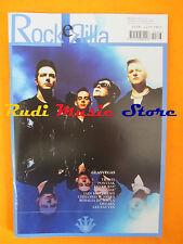 rivista ROCKERILLA APR/2009 Glasvegas Travis Neko Case Fever Ray Pontiak  No cd