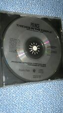mint prince promo cd - thieves in the temple