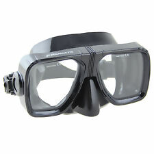 Scuba Dive Snorkeling Mask New - Optical Corrective Lens Available