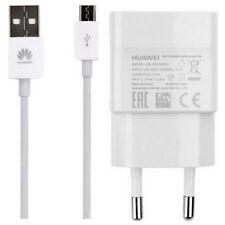 CARICABATTERIE ORIGINALE HUAWEI 1A + CAVO micro USB PER P9 LITE Y3,Y5,Y6 II,Y560