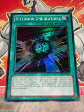 Carte Yu Gi Oh DIFFUSION ONDULATOIRE LCYW-FR066