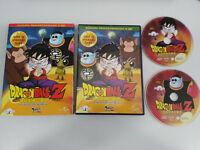 DRAGON BALL Z LA SAGA DE LOS SAIYANS 2 X DVD VOLUMEN 3 CAPITULOS 17-24 REMASTER