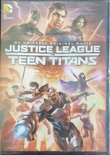 DC Comics - Justice League vs. Teen Titans (DVD, 2016, Widescreen) Guaranteed
