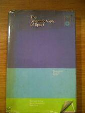 LIBRO BOOK THE SCIENTIFIC VIEW OF SPORT MEDICINA SPORTIVA MUNICH 72 OLIMPIADI