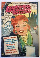 Brenda Starr Reporter #15, Charlton Comics , Oct 1955