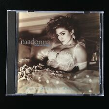 Like A Virgin, Madonna ♫ CD 1984 Material Girl, Love Don't Live Here, JAPAN