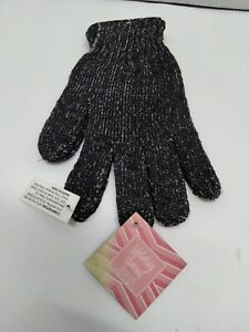 Exfoliating Charcoal Gloves 1 Pair Infused With Bamboo Charcoal Bath Shower Body