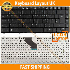 New Acer Aspire 3410T 3810 4741 4810 AS3810TZ-414G25N Laptop keyboard UK Layout