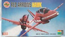 Vintage Airfix 1:72 Red Arrows Hawk British Aerospace Model Kit  Airplane Toy