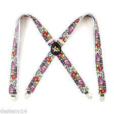 Tokidoki Suspenders Neon Star Tokidoki Sandy Cactus Friends One Size New