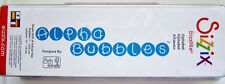 NEW ✿ Upper & Lower Bubble Alphabet Numbers Die ✿ 35 Dies For Cuttlebug Sizzix ✿