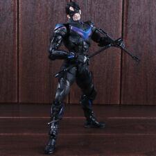 PLAYARTS DC Kai Batman Arkham Knight Nightwing PVC Action Figure Model Toy