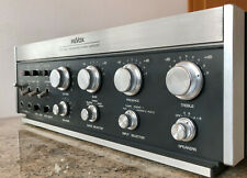 REVOX B 750 MK II Integrated Setreo  Amplifier Verstärker Rarität 1978 - 1983