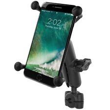 "RAM Torque Mount for Mini Rail 3/8"" - 5/8"" in Diameter - fits Large Phones, GPS"