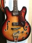 Klira vintage electric guitar hollow body made in Germany. Schaller  for sale