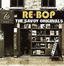 Re-Bop: The Savoy Originals by Various Artists (CD, May-2006, WEA (Distributor))