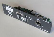Microdowell TCP/IP módulos 3xrj11 1xrs232 1xlan