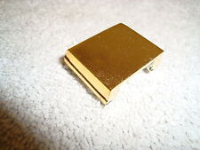 Lgb 2010 2020 Series Stainz Steam Loco Gold Plated Plastic Roof Vent Part Rare!