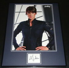 Cobie Smulders Signed Framed 16x20 Photo Poster Display Avengers HIMYM