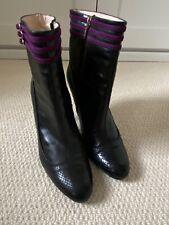 LK Bennett High Heel Ankle Boots - UK 7 / EU 40