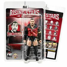 Colt Cabana Figures Toy Company Wrestling Rising Stars Action Figures Series