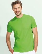 SOLS  10er Pack Herren T-Shirts Rundhals 40 Farben XS-2XL Größe + Farbe mischbar
